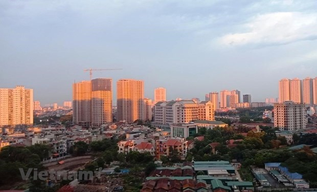Property market to see strong impetus: VCCI chairman hinh anh 1