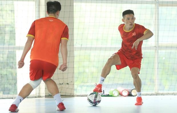 Vietnam's futsal team gain FIFA praise ahead of 2021 World Cup hinh anh 1