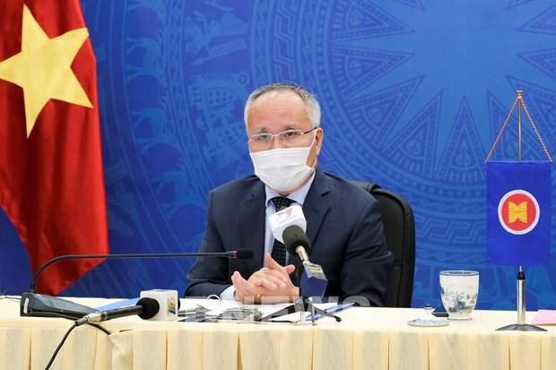 Vietnam set to ratify RCEP by November hinh anh 2