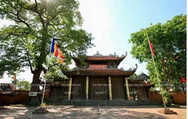 Nom Pagoda - a treasure from the past hinh anh 1