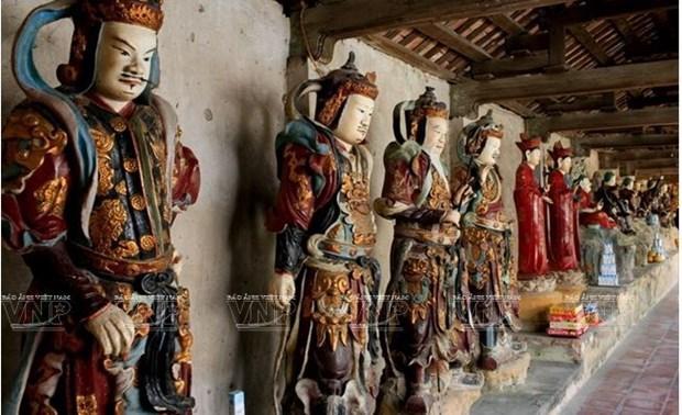 Nom Pagoda - a treasure from the past hinh anh 2