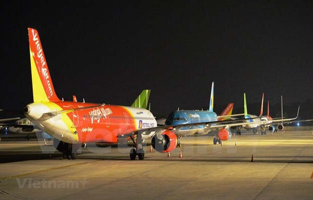 Toughest period in the history of Vietnamese aviation industry hinh anh 1