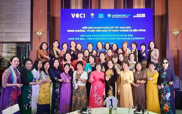 Vietnamese women are better prepared to assume key positions hinh anh 1