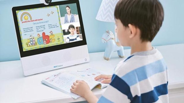 Online tutoring start-up secures 1.5 million USD investment hinh anh 1