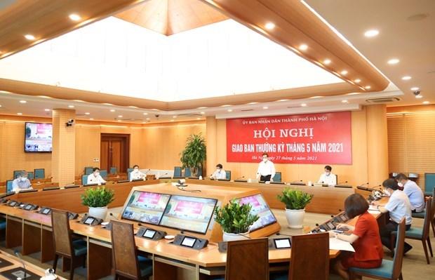 Hanoi fulfils dual goals despite COVID-19 hinh anh 2