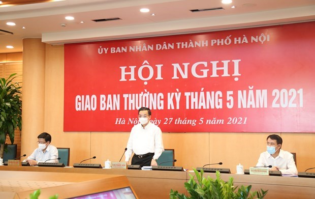Hanoi fulfils dual goals despite COVID-19 hinh anh 1
