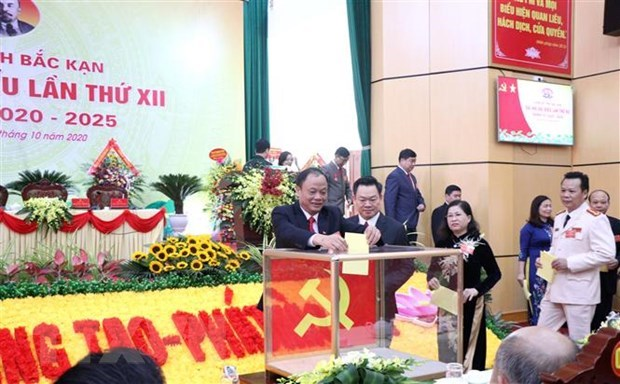 Personnel work a major task of Party hinh anh 1