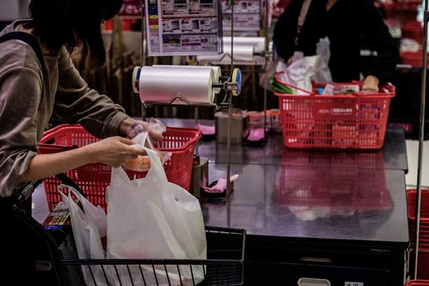 Supermarket coalition expected to help cut use of plastic bags hinh anh 3