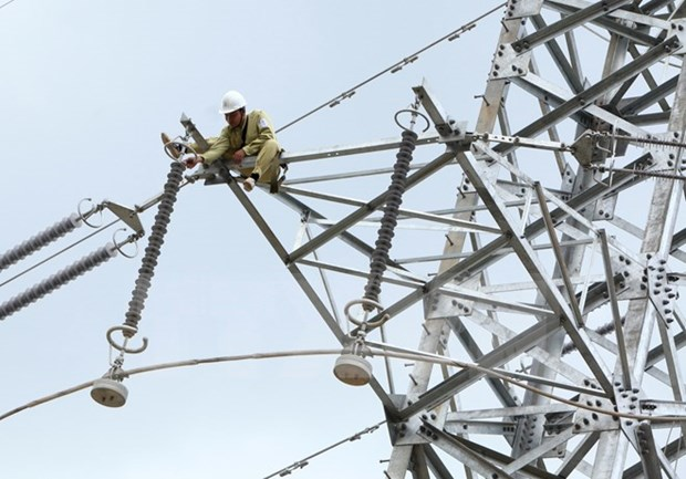 Nearly 480 trillion VND for developing power grid hinh anh 1