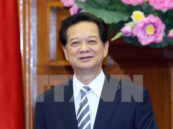 PM Dung visits Thailand to boost bilateral cooperation hinh anh 1