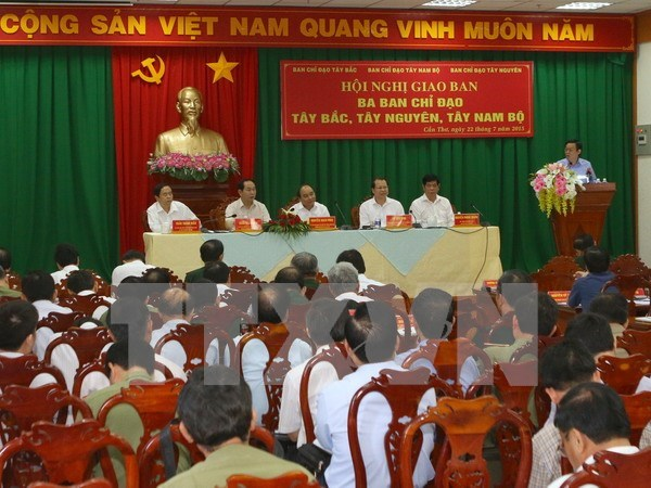Promoting border livelihoods is pivotal mission: official hinh anh 1