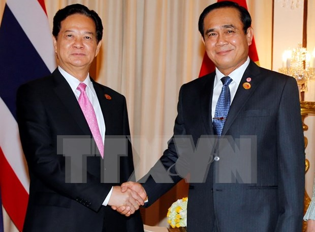 PM's visit marks milestone in Vietnam-Thailand strategic partnership hinh anh 1