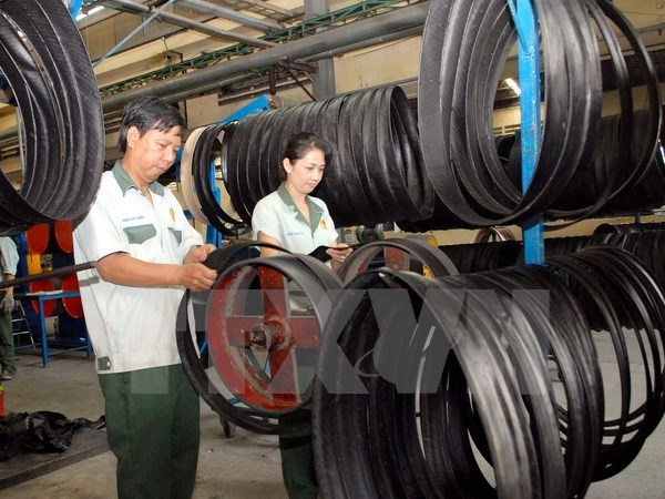 Dong Nai sees strong export growth in seven months hinh anh 1