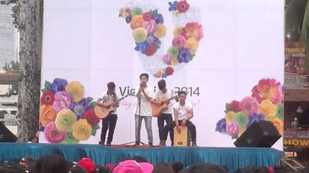 Hanoi to host Viet Pride festival hinh anh 1