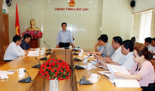 Lao Cai ready for forest management project implementation hinh anh 1