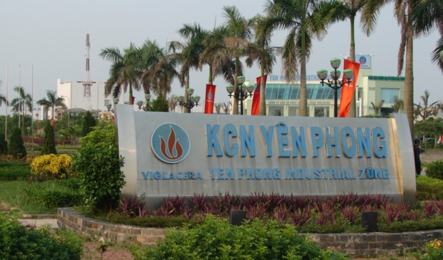 Another RoK firm invests in Yen Phong Industrial Park hinh anh 1