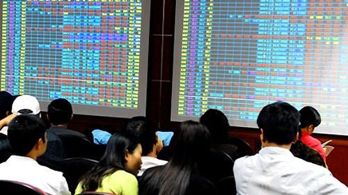 Stock market: Blue chips erase morning gains hinh anh 1