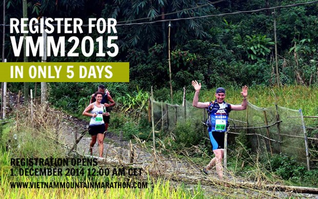 Vietnam Mountain Marathon 2015 slated for September hinh anh 1