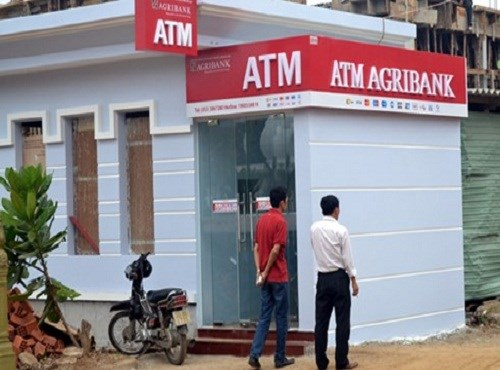 First ATM set up in Ly Son Island hinh anh 1