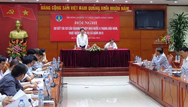 Farm sector catalyst for change hinh anh 1
