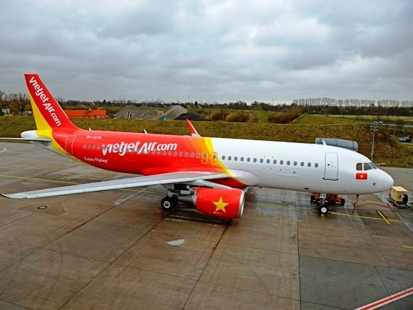 Vietjet Air increases flights from HCM City to Quang Nam hinh anh 1