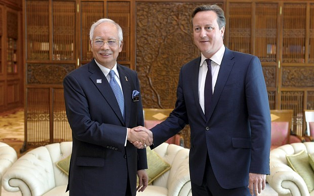Malaysia and UK pledge to enhance cooperation hinh anh 1