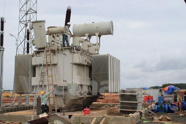 New Kon Tum transformer installation finishes hinh anh 1
