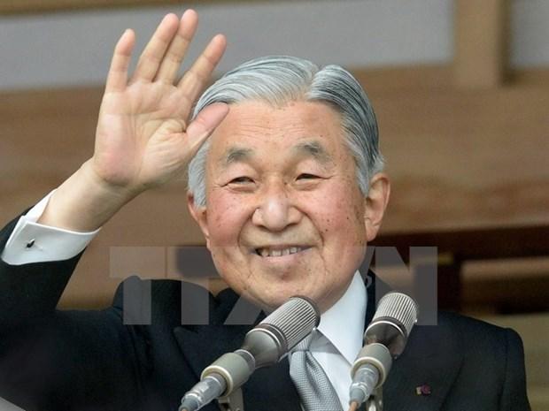 Vietnamese Ambassador to Japan presents credentials hinh anh 1