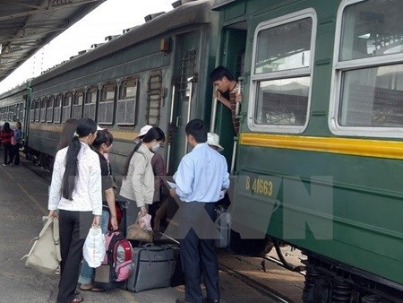 Train to China now unpopular because of cost hinh anh 1