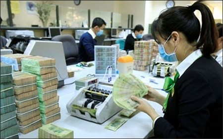 Bank credit outpaces deposits, lending rates hinh anh 1