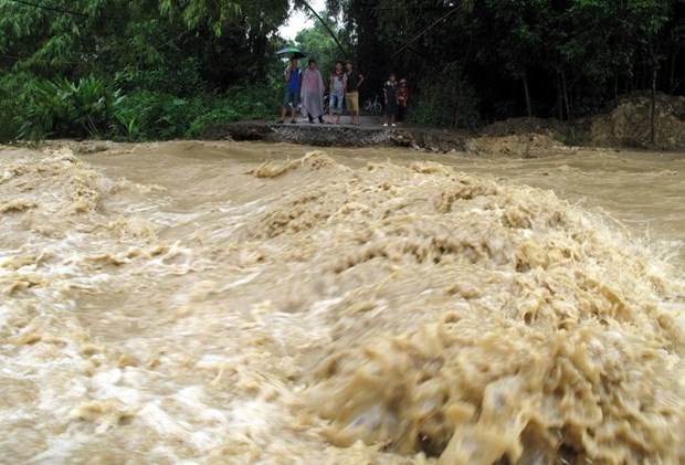 Floods cause severe damage, six deaths hinh anh 1