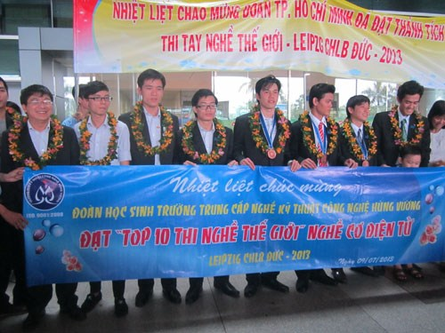 Vietnam to compete in WorldSkills Competition hinh anh 1