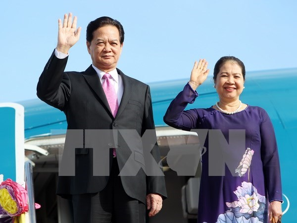 Prime Minister Nguyen Tan Dung to visit Malaysia, Singapore hinh anh 1
