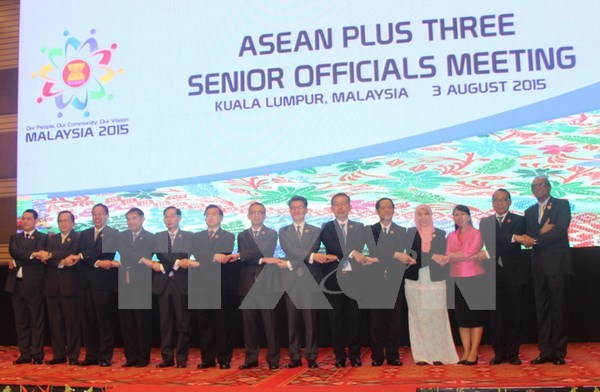 Senior officials from ASEAN and partners meet in Malaysia hinh anh 1