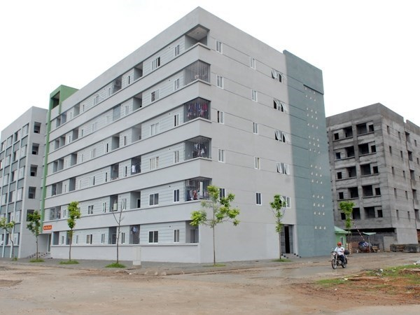 Social housing projects cater to growing demand in Thai Nguyen hinh anh 1