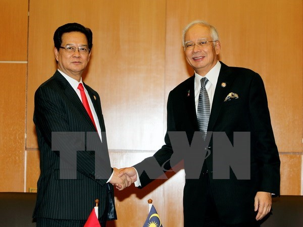 Ties with Malaysia, Singapore thrive hinh anh 1