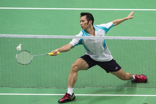 Top local players compete at world badminton competition hinh anh 1