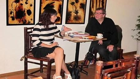Vietnam inspires Dutch poet hinh anh 1