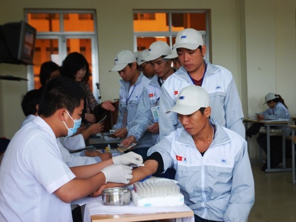 ASEAN Economic Community boosts labour growth in Vietnam hinh anh 1