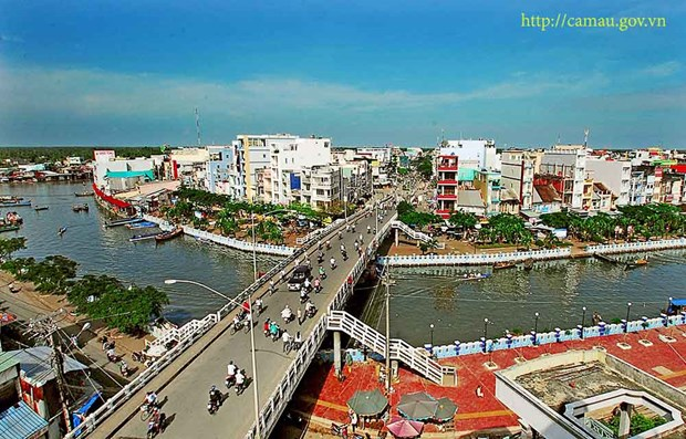 Ca Mau City sets out to become urban hub of southernmost region hinh anh 1