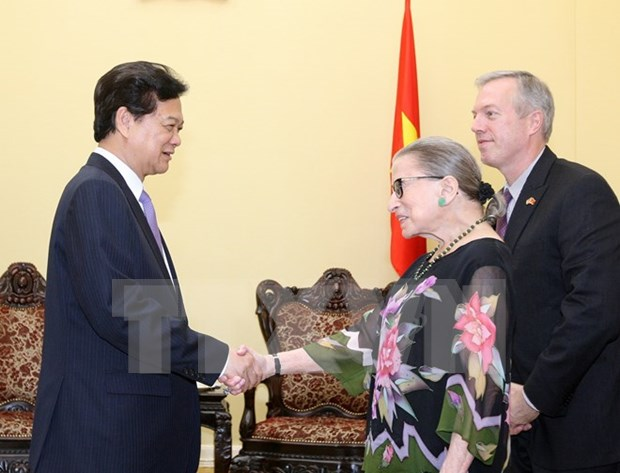 PM welcomes US Supreme Court Justice hinh anh 1
