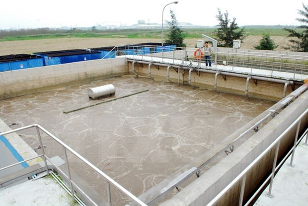 Mekong Delta's largest wastewater treatment plant operational hinh anh 1