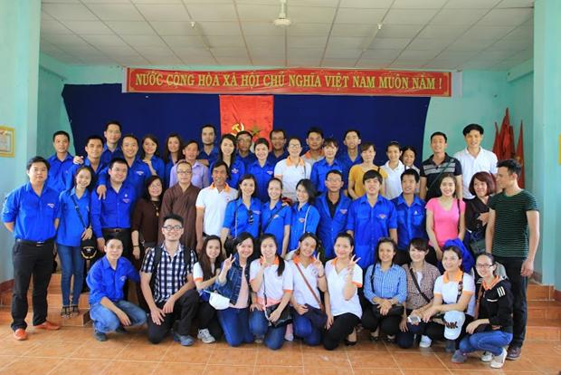 Da Nang, Salavan youth strengthen cooperation hinh anh 1