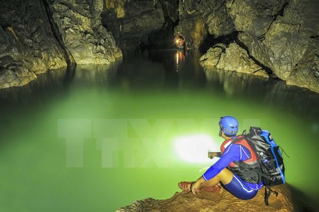 Xuyen Son Ho tour takes travellers deep into Phong Nha-Ke Bang Park hinh anh 1