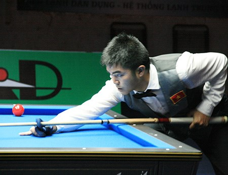 World Billiards championship opens in HCM City hinh anh 1