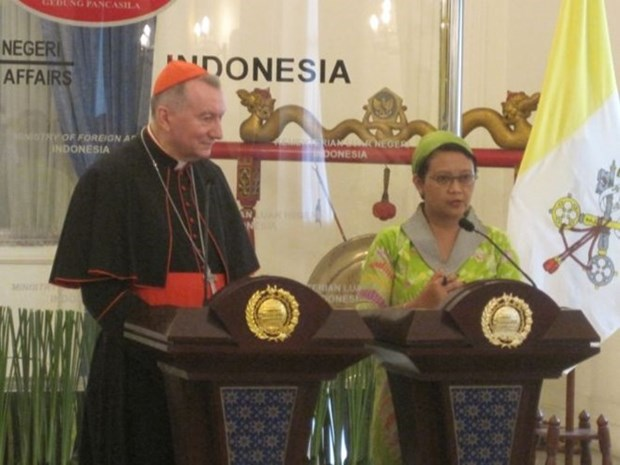 Indonesia, Vatican boost multifaceted cooperation hinh anh 1