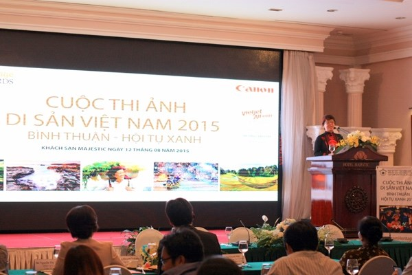 Vietnam heritage photo contest launched hinh anh 1