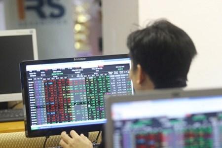 Vietnam's stocks slide, giving back gains hinh anh 1