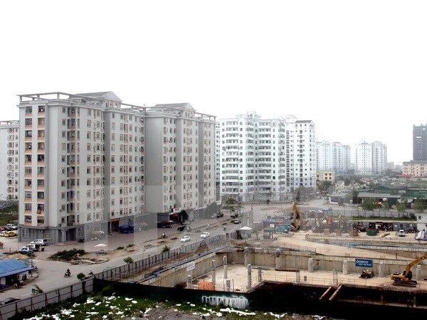 Over sixty commercial projects shift to social housing hinh anh 1
