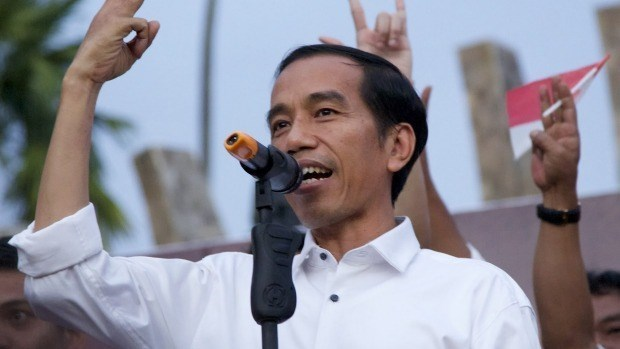 Indonesian President reshuffles cabinet hinh anh 1